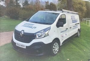 NOrwich Electrical fully stocked vans.
